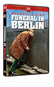 Funeral In Berlin [DVD] [1967]