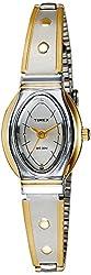 Timex Classics Analog Silver Dial Womens Watch - JW14