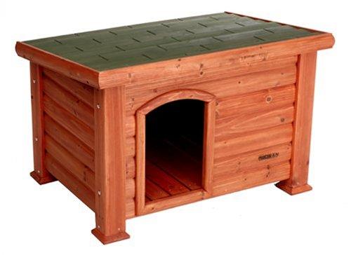 Log Cabin Small 33 3 In X 24 6 In X 22 2 In Dog Pet House New EBay