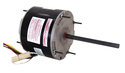 Ao Smith Fse6000 Multi-Hp, 5.6-Inch Frame Diameter, 1/3-Hp, 1075-Rpm, 208-230-Volt, 2.8-Amp, Sleeve Bearing Motor