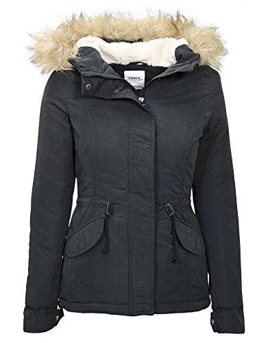 ONLY giacca da donna 15080729/Lucca OTW BB Black(14-0171al) Large