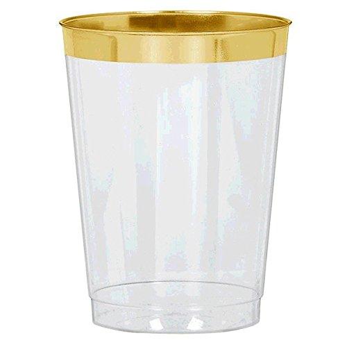 Top Plastic Cup : Top best cheap plastic cup gold trim for sale