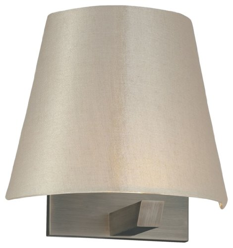 Philips Forecast 190188009 Beaux Wall Light, Gun Metal