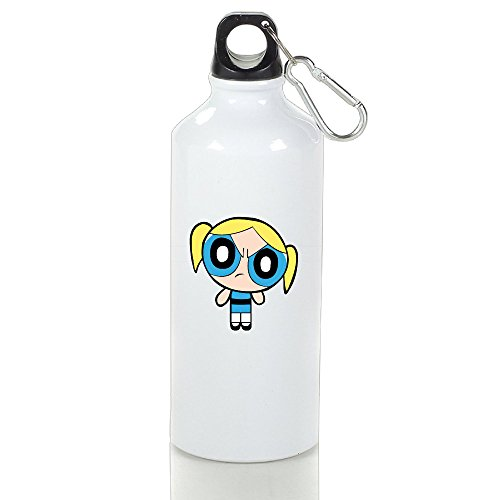 Unisex White Aluminum Bubbles,powerpuff Outdoor Water Bottles16oz (Shark Nv 500 Accessories compare prices)