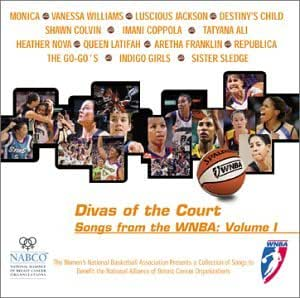 Divas of the Court: Songs From the Wnba 1 / O.S.T