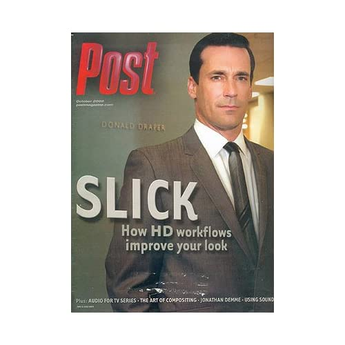 Post Magazine, October 2008, Vol. 23, No. 10, Altman, Randi (editor)