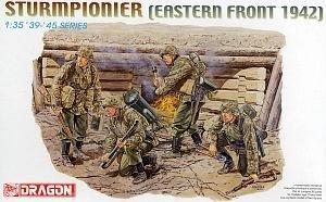 Eastern sturmpionier-front 1:35 1942