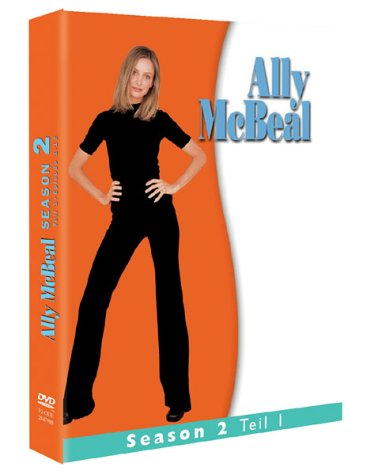 Ally McBeal: Season 2.1 Collection (Digipack)