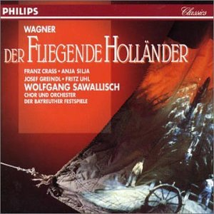 : Der Fliegende Hollander [The Flying Dutchman] - Amazon.com Music