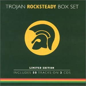 Trojan Rocksteady Box Set : Rocksteady