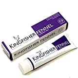 Kingfisher Toothpaste - Fennel (Fluoride Free) 100ml