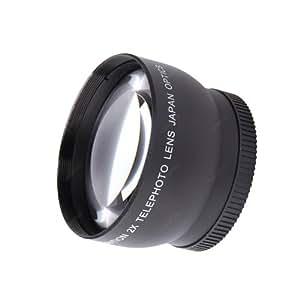 Sakar 55mm 2X Telephoto lens 1455T
