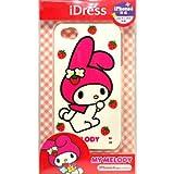 マイメロディ☆iPhone4専用カバーiDress(ホワイト) ID-41MM