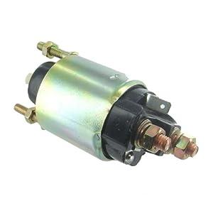 starter solenoid 12 volt 3 terminal