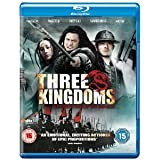 41Q1GowDNuL. SL160  NEW Three Kingdoms   Three Kingdoms (blu ray) (Blu ray)