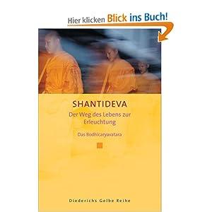eBook Cover für  Der Weg des Lebens zur Erleuchtung Das Bodhicaryavatara Diederichs Gelbe Reihe