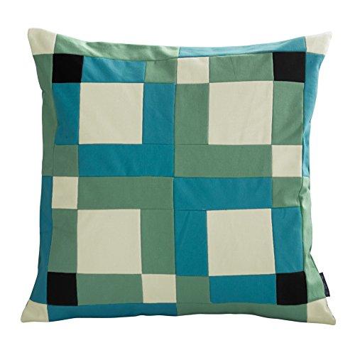 [Frühling Hoffnung] handgemachte dekorative Kissen einzigartige Gitterkissen