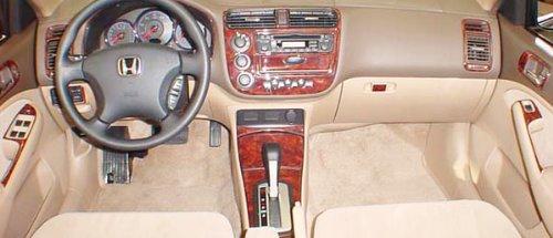Book Shaped Box Honda Civic 2003 Interior Accessories Images