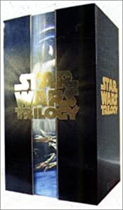 La Trilogie Star Wars (3 VHS) Un nouvel espoir - L'empire contre-attaque - Le retour du Jedi (Episode IV - V - VI)
