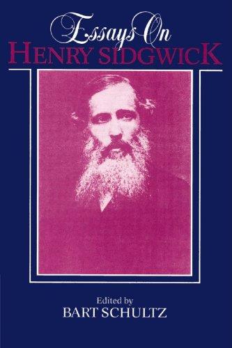 Essays on Henry Sidgwick Paperback