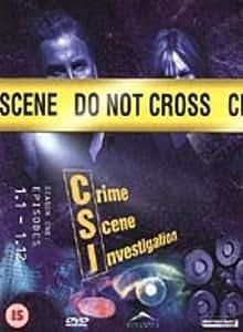 CSI: Crime Scene Investigation - Las Vegas - Season 1 Part 1 [DVD] [2001]