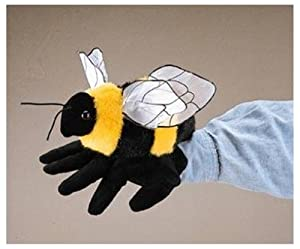 Bee Puppet from Folkmanis Puppets