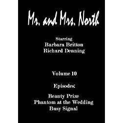 Mr. and Mrs. North - Volume 10