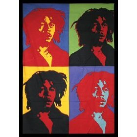 Bob Marley ~ Rasta Man ~ One Love ~ New Tapestry!