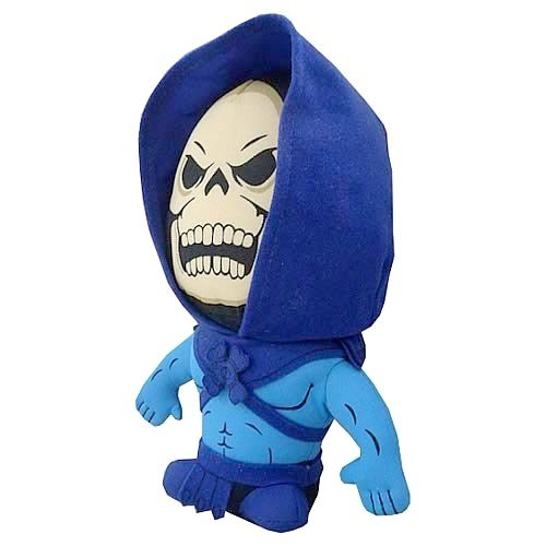 Comic Images Skeletor Doll Plush - 1