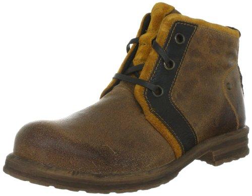 Josef Seibel Schuhfabrik GmbH Louise 04 Ankle Boots Womens Brown Braun (nut/amber 113) Size: 8 (42 EU)