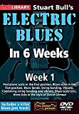 Stuart Bull's Electric Blues In 6 Weeks Week 1 For Guitar DVD