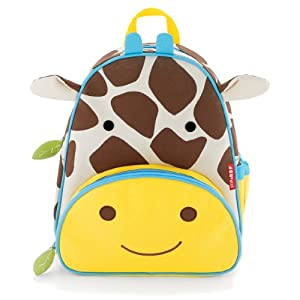 Skip Hop Zoo Giraffe Pack Little Kid Backpack