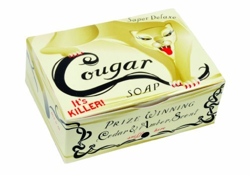 Gag Gifts - Cougar Soap