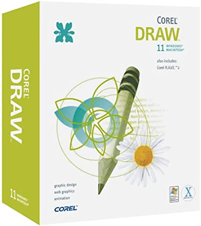 CorelDRAW 11 Upgrade