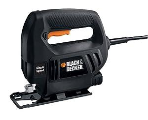 Black & Decker 7552 2.2 Amp Top Handle Jigsaw