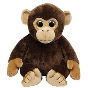 Ty Wild Wild Best Brownie Plush - Mini Monkey