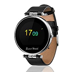 Fantime Sw-08 All in One Bluetooth Smart Watch Phone, Wrist Watch Phone with SIM Card for Android, Apple Iphone 5s/6/6s and Other Smart Phones from Fantime