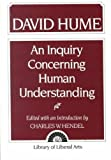 An Inquiry Concerning Human Understanding (002353110X) by David Hume