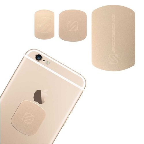 Scosche MagicMount Magnetic Mount Replacement Kit Gold