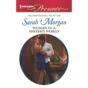 Woman in a Sheikh's World by Sarah Morgan