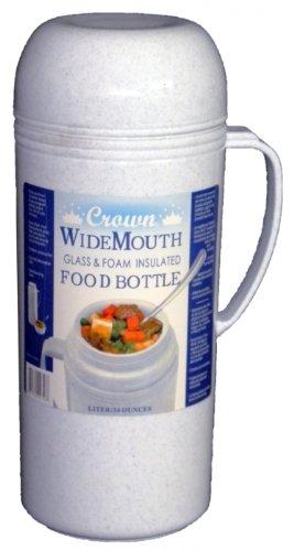 Brentwood Appliances Raz10 1.0L Capacity Food Bottle front-543753