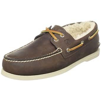 Sperry Top-Sider Men's Winter Boat Shoe,Brown,7 M US
