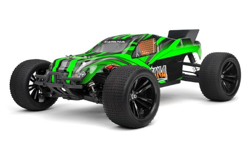 Iron Track RC Bowie 1:10 Scale 4WD Brushless Truck Ready to Run (Green)