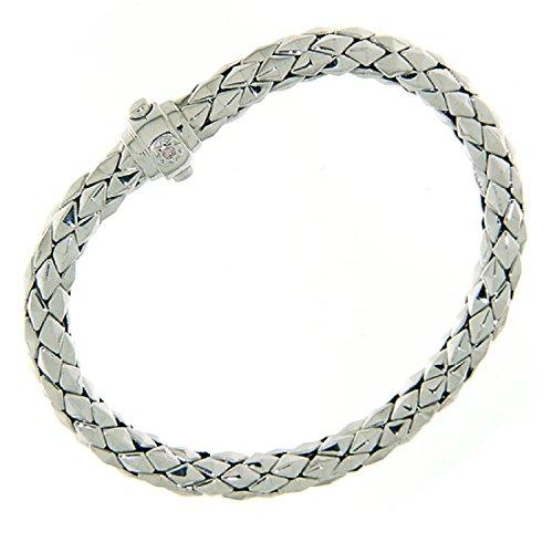 Bracciale Chimento Donna 1b00818zb5200 Oro Bianco Diamante