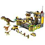 Lego Dino Defense HQ - 5887
