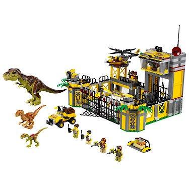 <b>LEGO Dino Defense HQ 5887</b>