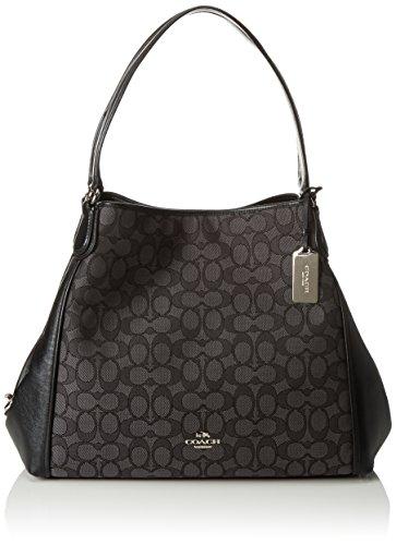 coach-womens-signature-edie-shoulder-bag-sv-black-smoke-black-shoulder-bag