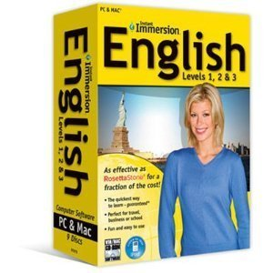 Instant Immersion English Levels 1,2 & 3