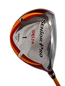 Buy Delta Golf Senior Pro 460cc Driver by DELTA GOLF