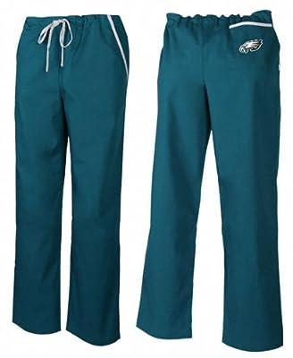 Philadelphia Eagles Green Scrub Pants